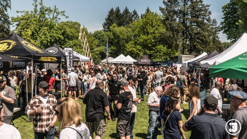 Maple Meadows Brewing - Fort Langley Festival