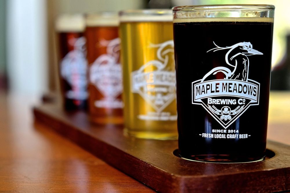 Maple Meadows Brewing Maple Ridge Microbrewery Craft Beer