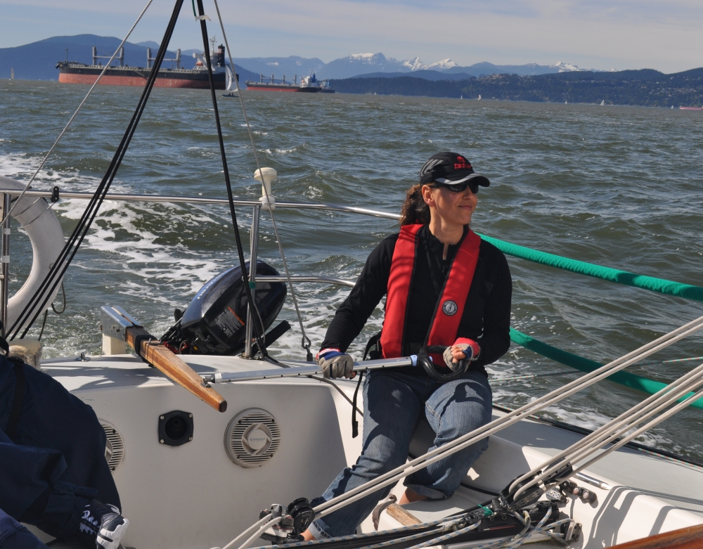 Craft Beer and Sailing Vancouver