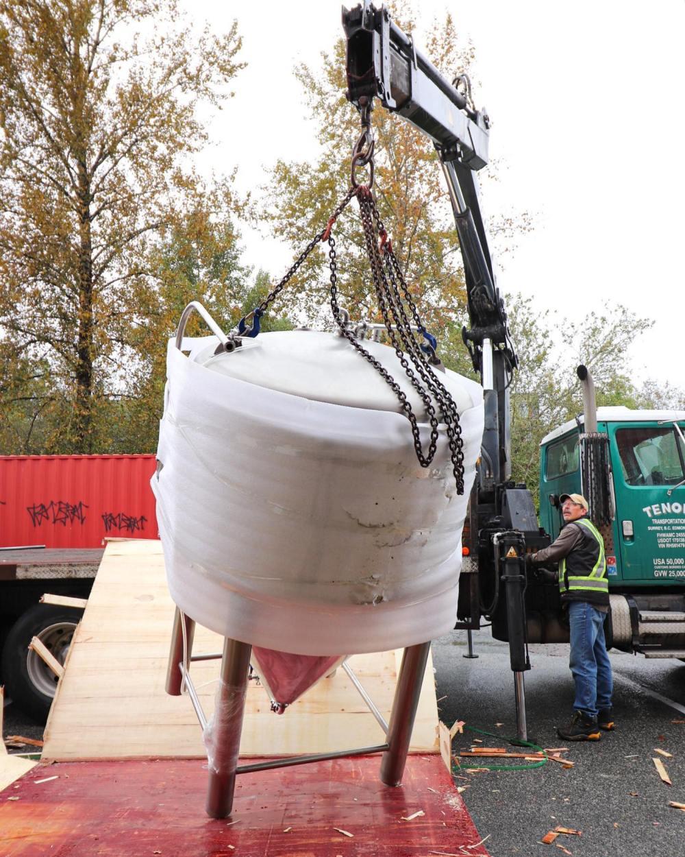 New Tank - 2000 liters